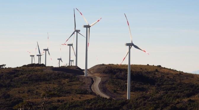 La realidad eólica en Uruguay