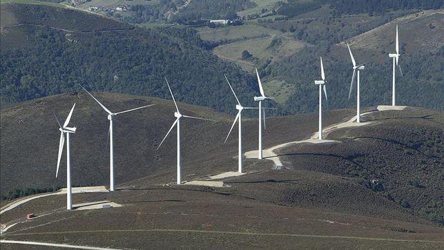 Iberdrola aumenta la producción eólica en España
