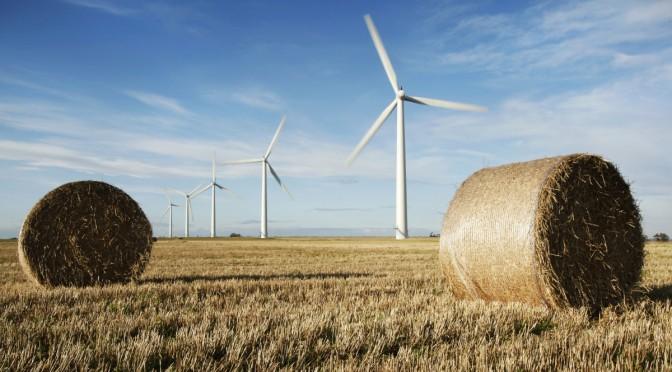 La energía eólica sopla fuerte en Reino Unido