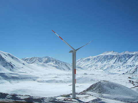 Subasta de energía eólica en Finlandia