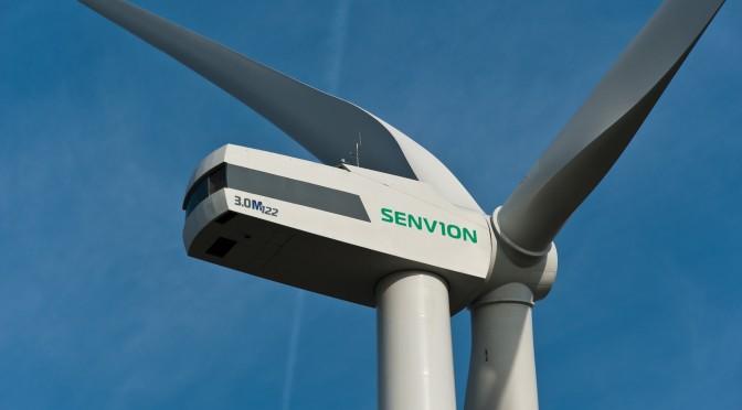 Eólica en Canadá: Senvion firma contrato de suministro de aerogeneradores en Ontario