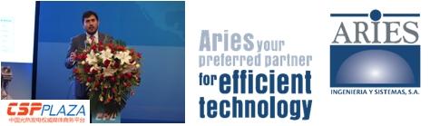 Aries Ingeniería y Sistemas presentó su visión sobre el sector de las energías renovables en China
