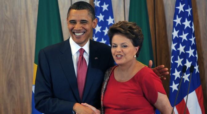 La presidenta brasileña, Dilma Rousseff, relanzó su relación con el presidente de Estados Unidos, Barack Obama, después de casi dos años de tensiones y anunció un ambicioso plan para el uso de energías renovables con el que pretende impulsar las negociaciones globales sobre cambio climático.