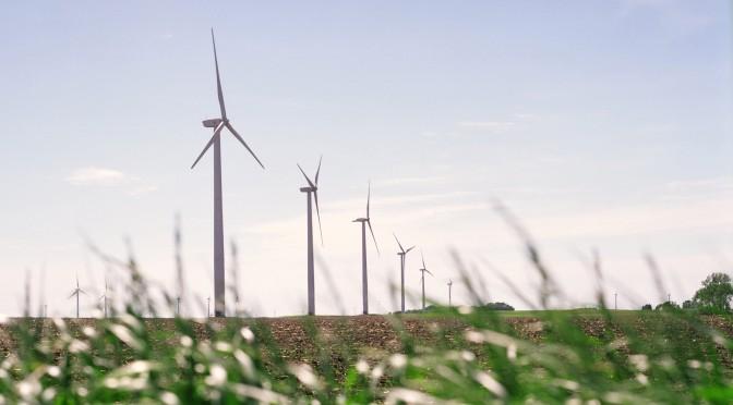 Iberdrola construirá con Amazon una eólica en Carolina del Norte