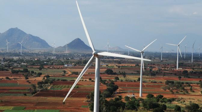 Empresas navarras buscan en India acuerdos de energía eólica