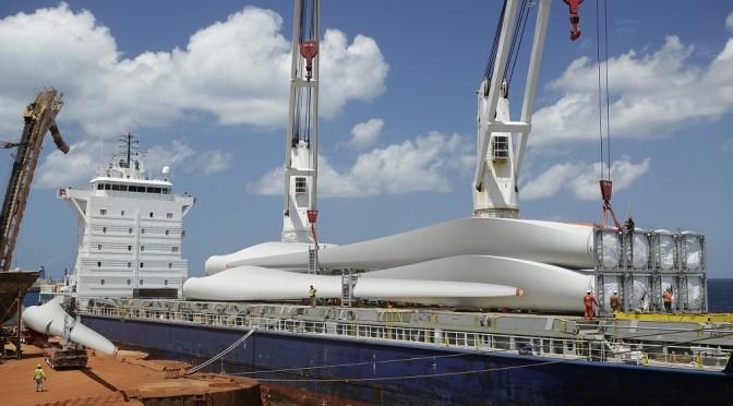 La eólica Vestas reducirá empleo en Alemania y Dinamarca