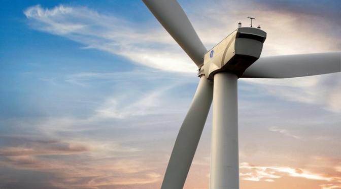General Electric suministra 156 aerogeneradores a la eólica de Brasil