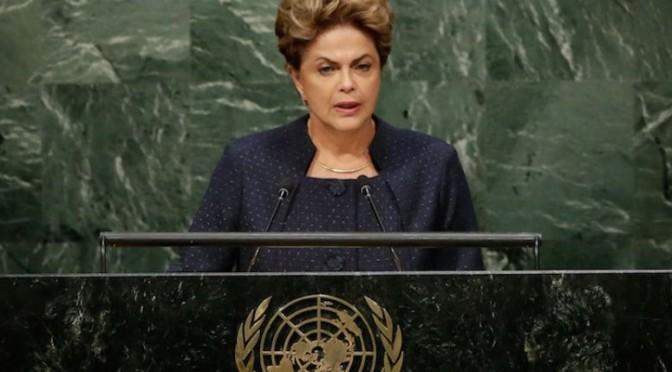 Brasil promete reducir emisiones de gases de invernadero