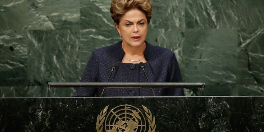 Brasil promete reducir emisiones de gas de invernadero