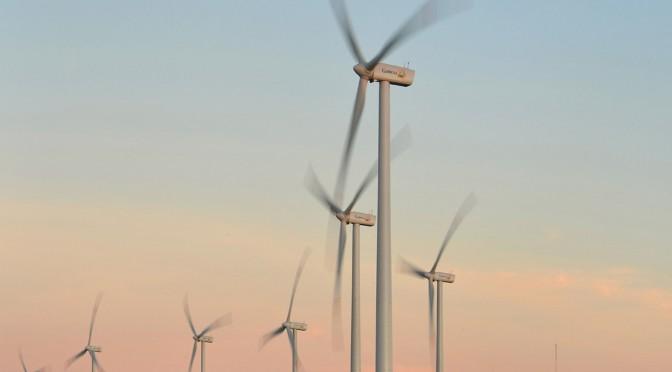 Prevén inversiones de 2,2 billones de euros en eólica