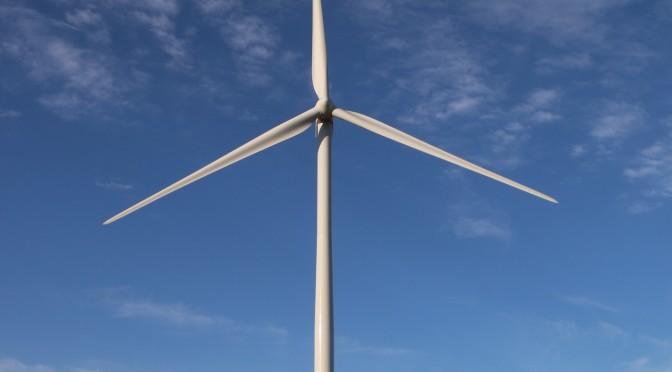 Procter & Gamble producirá usando energía eólica