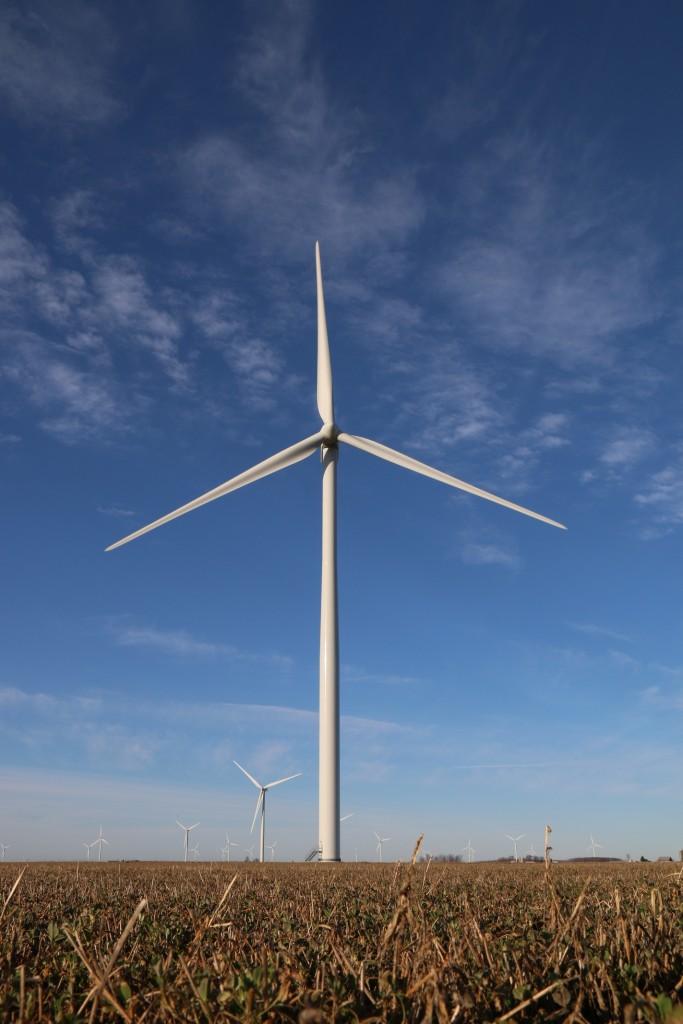 Gamesa lanza su nueva turbina eólica G126-2.5 MW