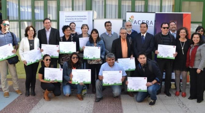 Asociación Chilena de Energías Renovables realizará curso para periodistas de la región