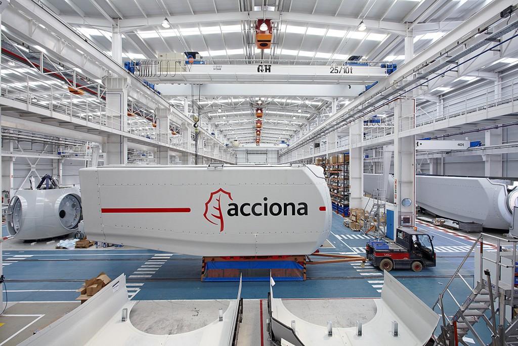 foto 1_ACCIONA Windpower_Planta de aerogeneradores en Navarra
