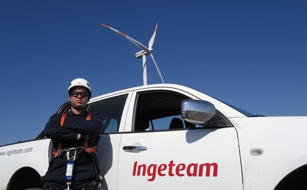 Contrato de Ingeteam para la eólica en México