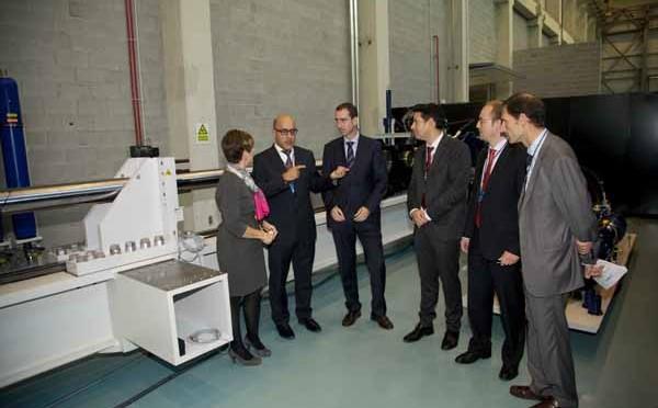 WindBox, banco de ensayos eólico del País Vasco