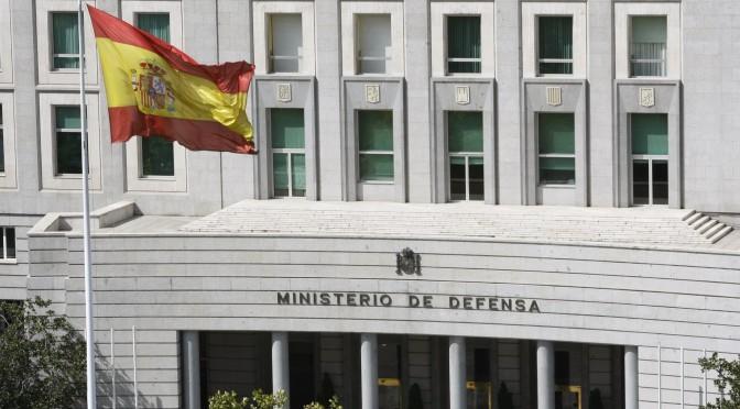 Acciona suministra energías renovables al Ministerio de Defensa