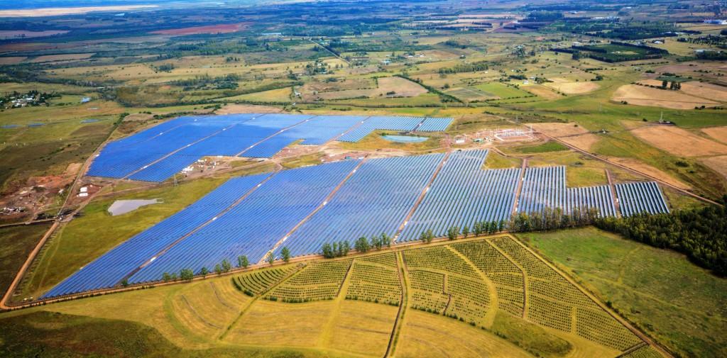FRV commences operation of Uruguay's first large-scale solar plant, La Jacinta