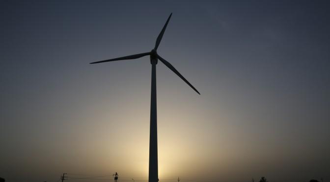 Cambio climático puede afectar la energía eólica de India