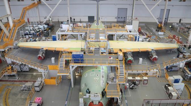 Airbus: resultados del proyecto I+D+i de protección del sistema eléctrico del avión