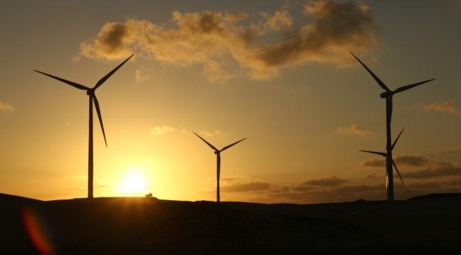 Inauguran en Brasil uno de los mayores parques de energía eólica de América Latina