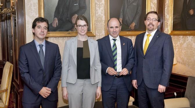 Canadá y Navarra cooperan en energías renovables