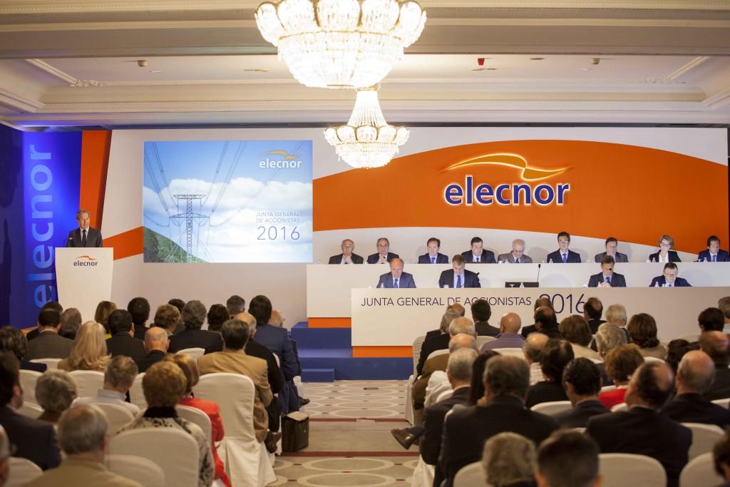 Junta accionistas Elecnor 2016_b