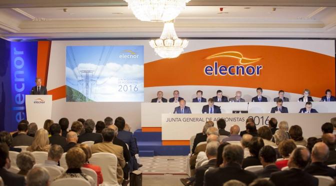 Elecnor aprueba en su Junta General de Accionistas las cuentas anuales de 2019