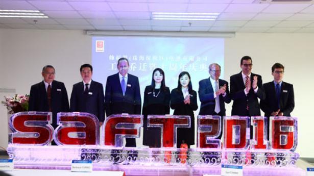 SAFT duplica su producción en China