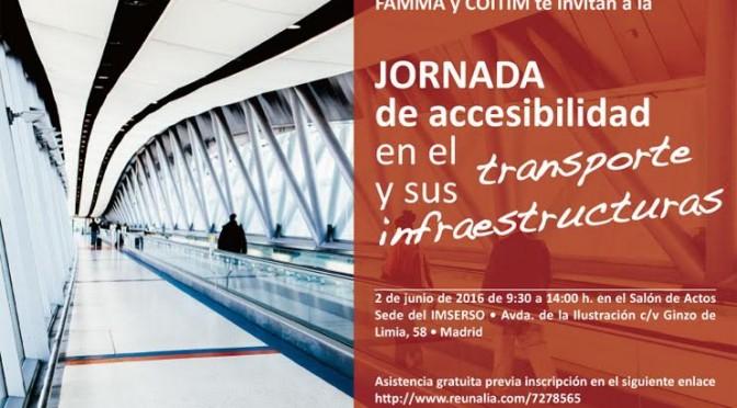 Jornada de accesibilidad en el transporte