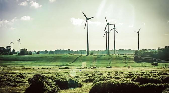 Europa incrementó sus inversiones en energía eólica en 2016