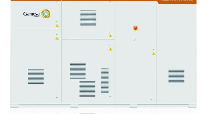 Gamesa presenta su nuevo inversor para la energía solar fotovoltaica