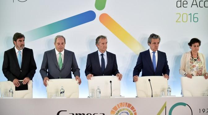 Gamesa convoca la Junta Extraordinaria de Accionistas para la fusión con Siemens Wind Power