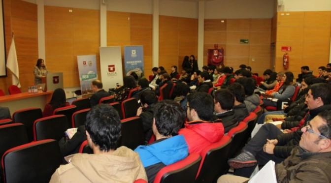 Primer Seminario de Energía Eólica en la región del Maule
