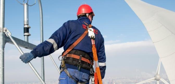 AWEA lanza nueva campaña de seguridad laboral en la eólica
