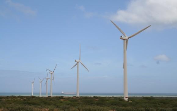 La Guajira de Colombia puede generar 15.000 MW de eólica