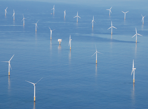 Dong Energy has won the right to build 700 MW of offshore wind farms in the Netherlands