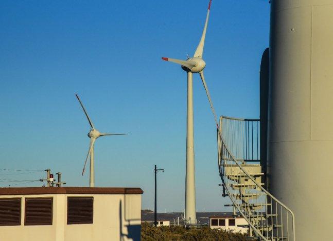 La ampliación del parque eólico de Diadema pasa por audiencia pública