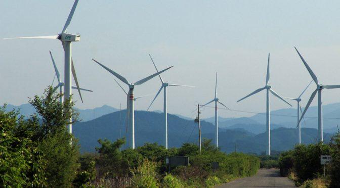 Aterrizan en Oaxaca inversiones en materia eólica