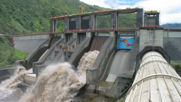 Perú emplea el 4,5% del potencial hidroeléctrico