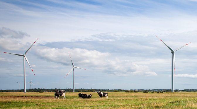Eólica en Alemania: Aerogeneradores terrestres de Siemens