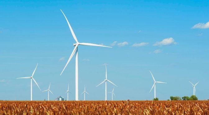 EDF se adjudica 514 MW de energía eólica en Texas
