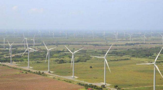 Eólica aporta un 7% de la electricidad de Panamá