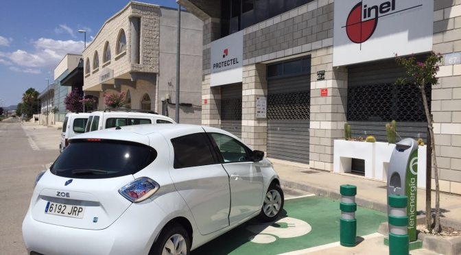 Vehículos eléctricos para las smart cities