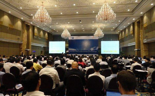 Taller busca desarrollar renovables en Vietnam