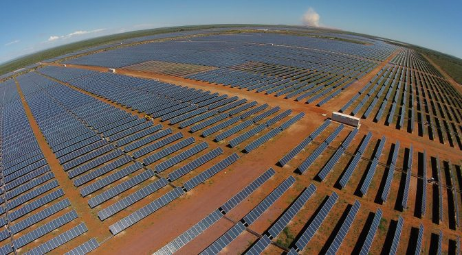 Acciona se adjudica una central fotovoltaica en México de 227 MWp