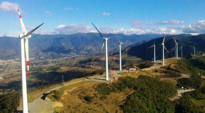 Central Eólica Villonaco, recibe el reconocimiento de mayor factor de planta a nivel mundial