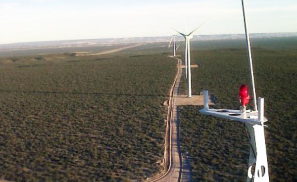 El parque eólico ubicado entre Trelew y Madryn cambia de dueños