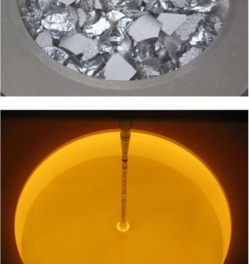 Almacenamiento de energía basado en silicio fundido