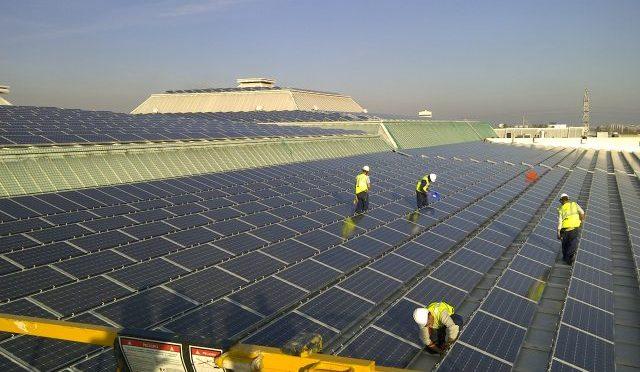 Acciona contruirá en Egipto tres centrales fotovoltaicas